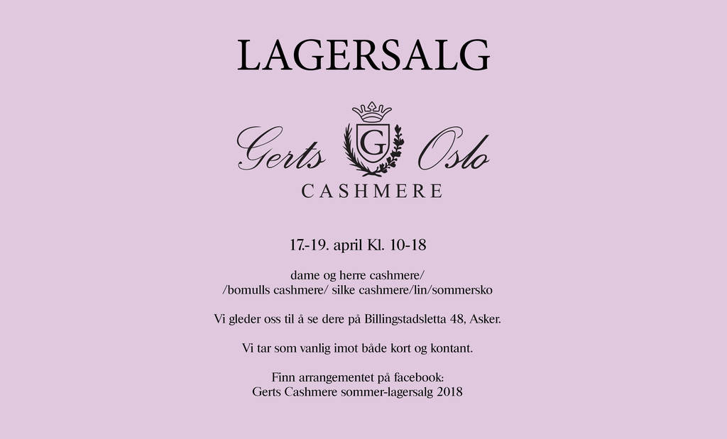 Lagersalgss18