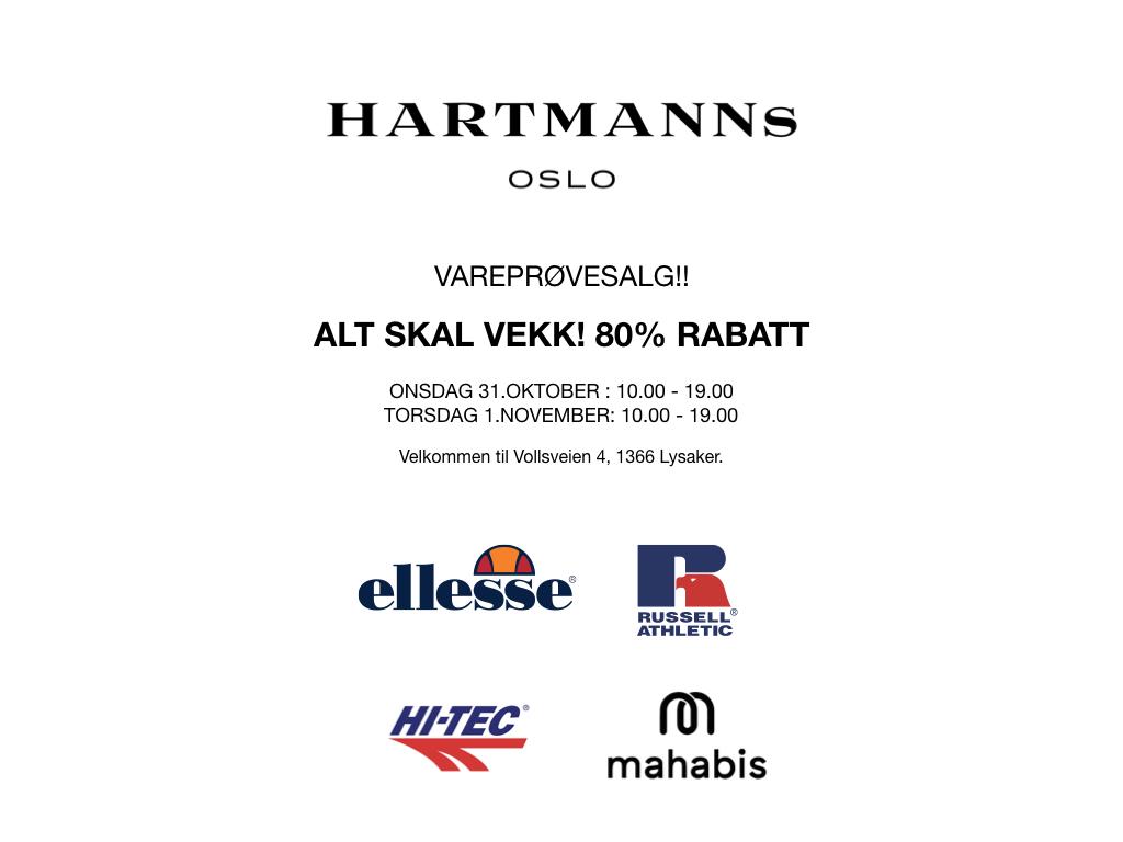 ed26de81 Lagersalg - merkeklær