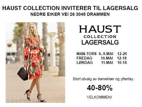 9c622742 LAGERSALG - Lagersalg Haust Collection