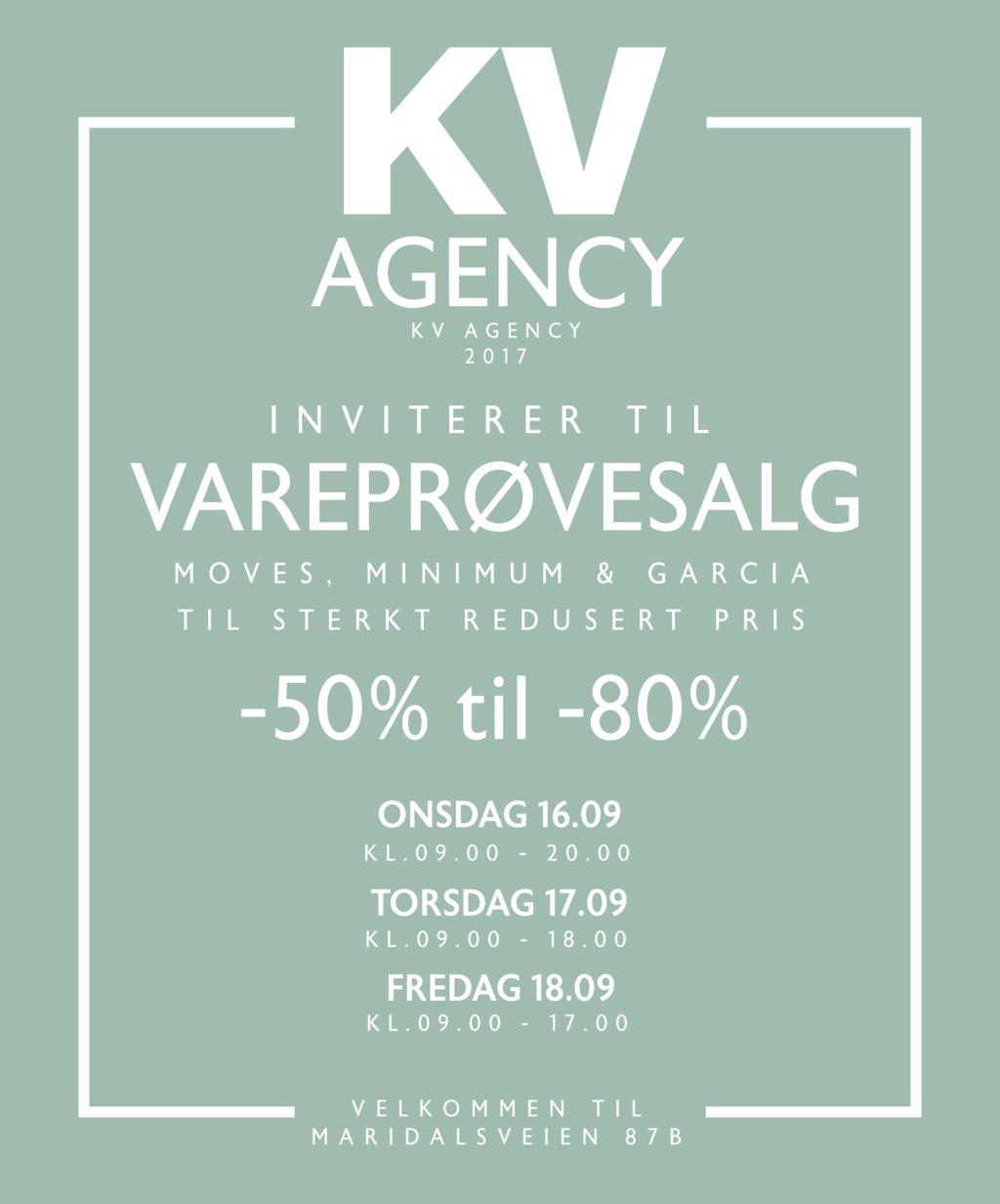 Cover kvagency   varepr%c3%98vesalg   plakat