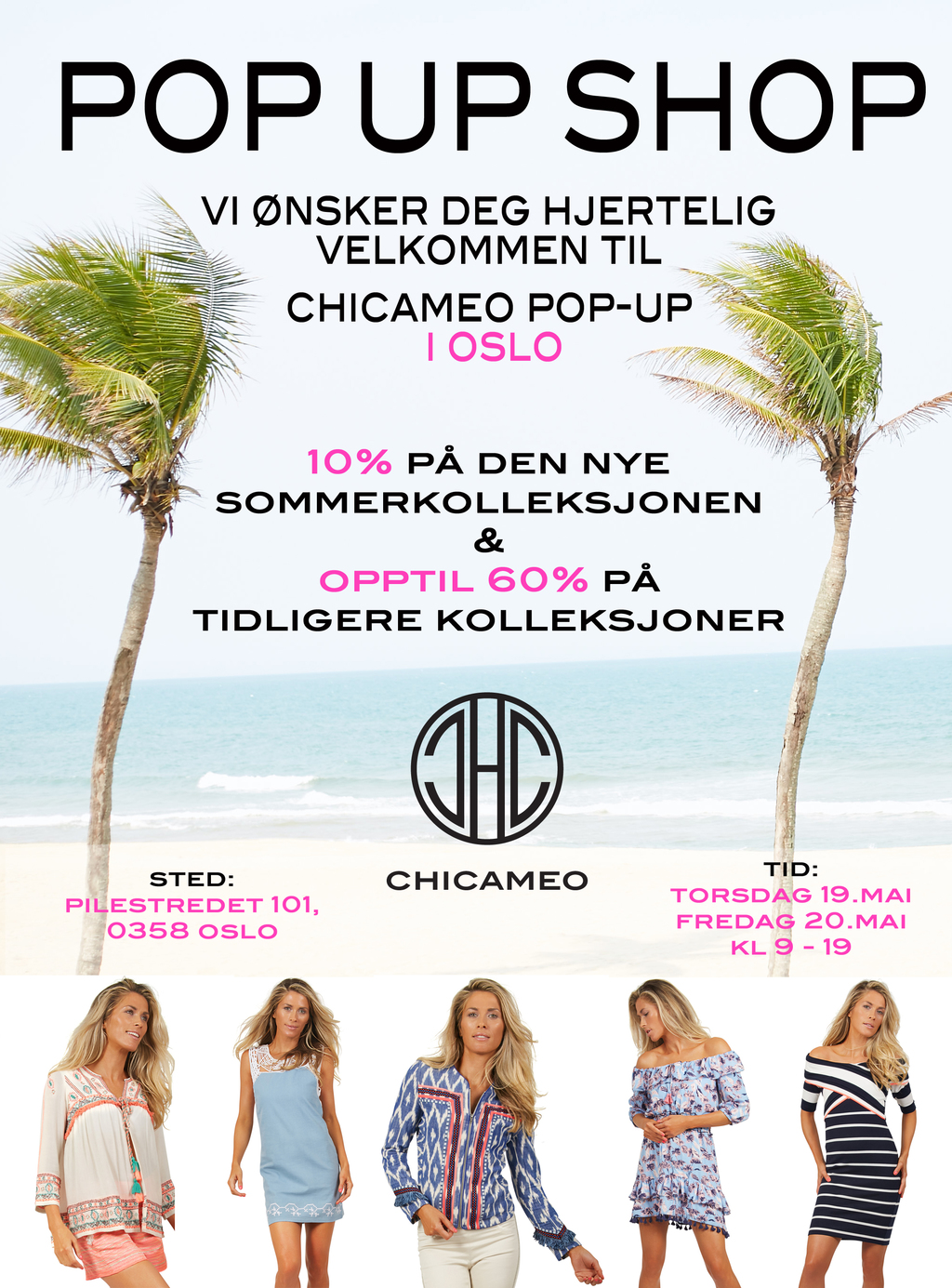 Pop up summer oslo1