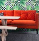 Thumb oransje sofa bilde