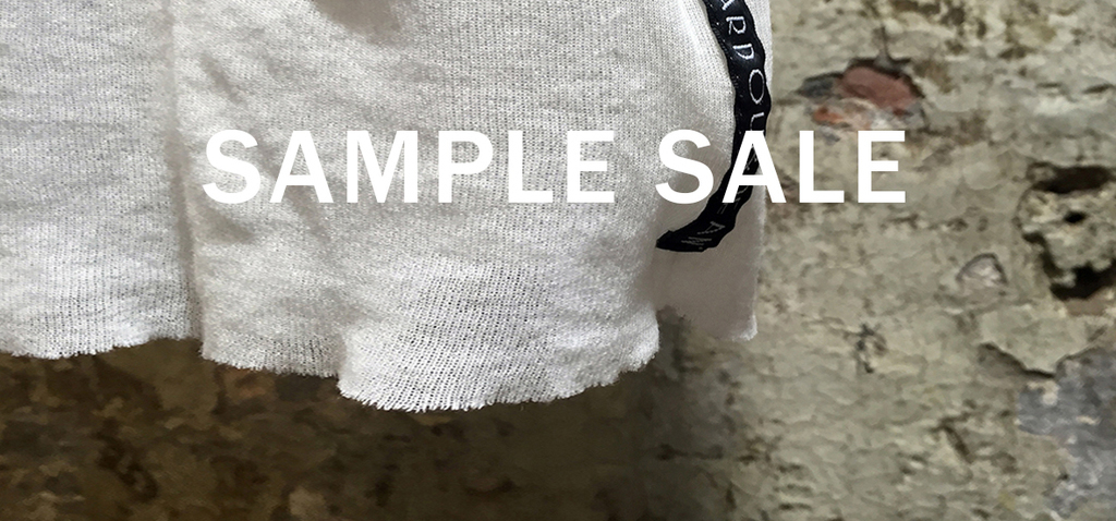 Cover sample sale poster