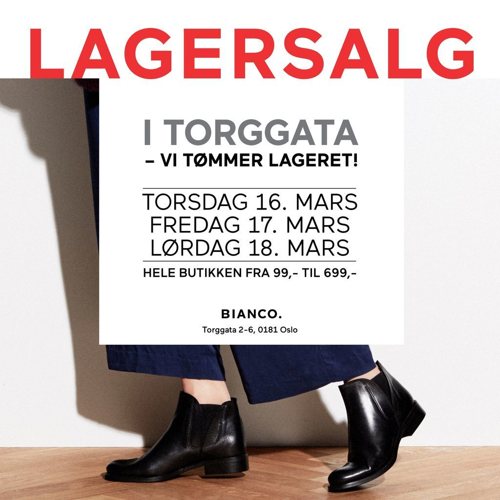 075 lagersalg some